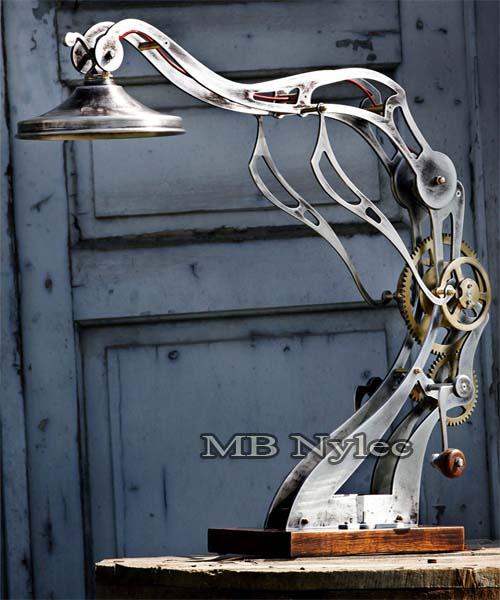 Designerska lampa nowoczesna ww26