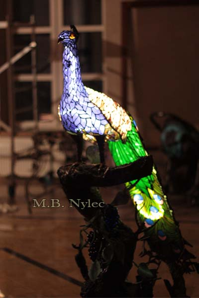 ekskluzywna lampa wewnętrzna e
