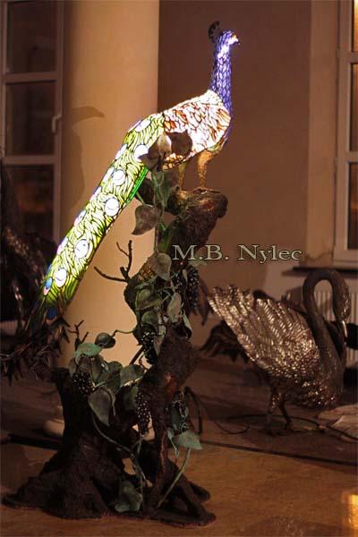 ekskluzywna lampa wewnętrzna