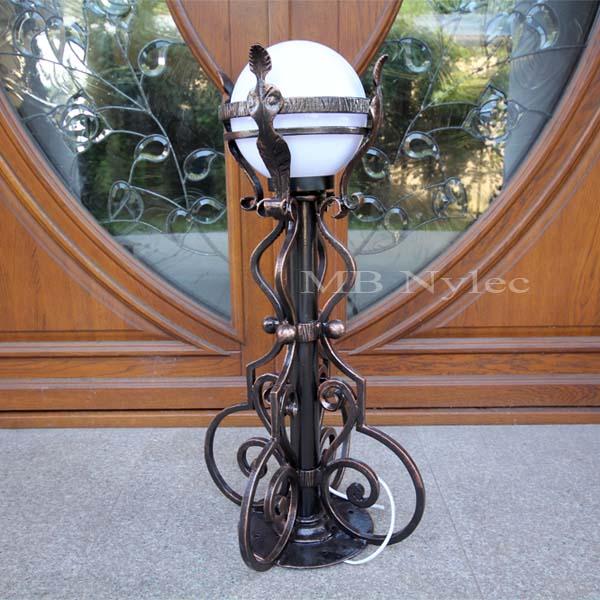 Lampa ogrodowa ogd54. Lampa do oglądnięcia w siedzibie firmy