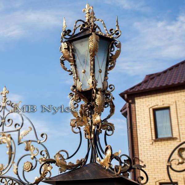 Pałacowa lampa kuta. Numer kat.. ogd60