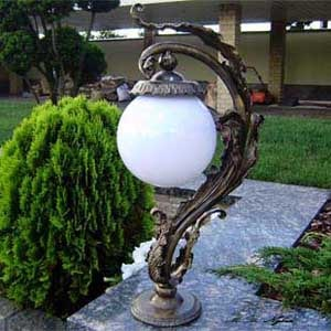 Ekskluzywne lampy niskie
